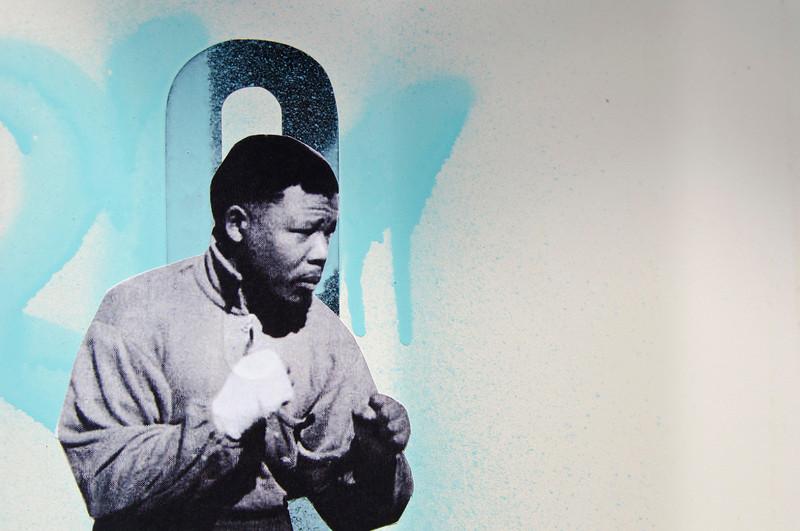 Nelson Mandela<br /> <br /> Scott Ramsay<br /> Vancouver<br /> Main Street