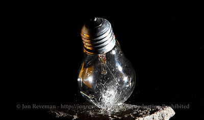 The end for an old fashioned light bulb