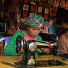 Hmong Woman at Work, Sapa Vietnam