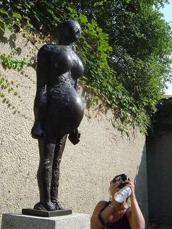 Hirshorn Museum Sculpture Garden