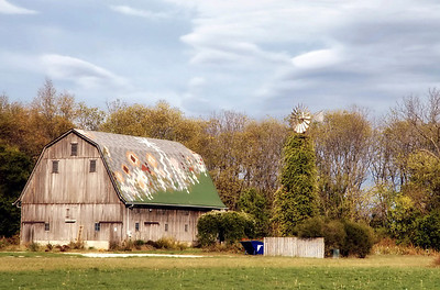 QUILTED BARN