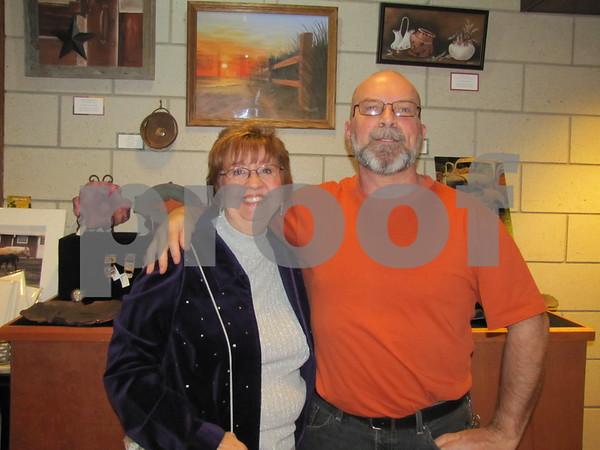 Carol Husske and JJ Ireland