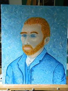 Vincent, oil, 18x24, sep 19, 2012.