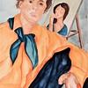 amedeo-modigliani  11x15, watercolor, mar 15, 2017  jpg!Portrait