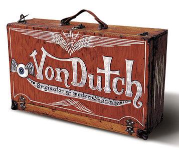 Brucker Collection auction, Von Dutch toolbox