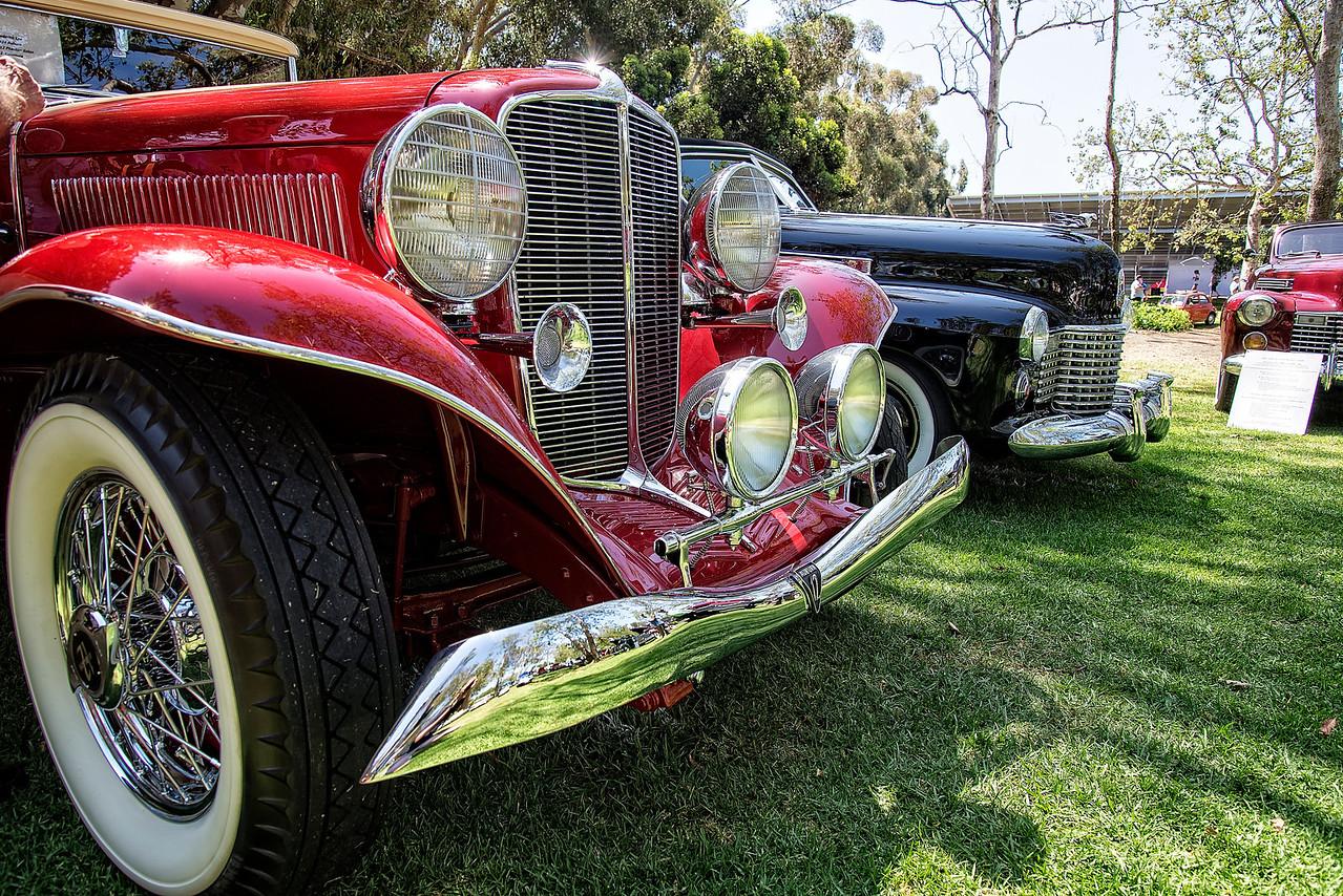1934 V-12 Arburn
