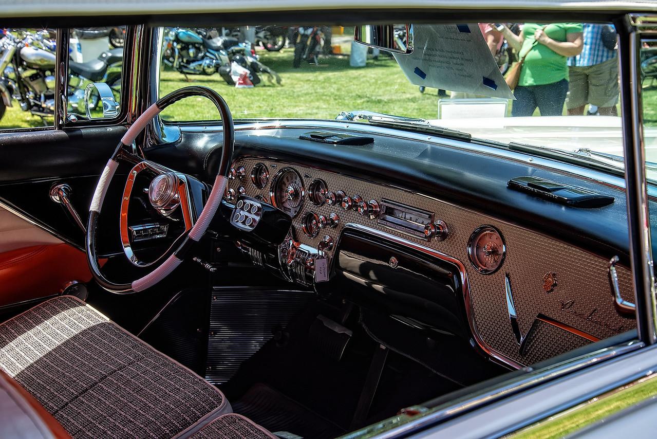 1956 Cockpit Packard Caribbean