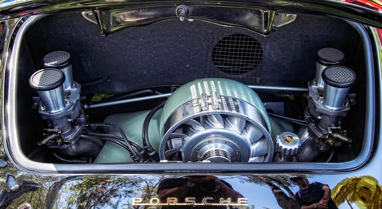 1956 Porsche Speedster Engine