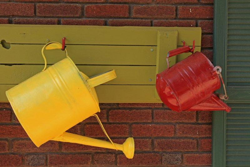 Watering cans 6350