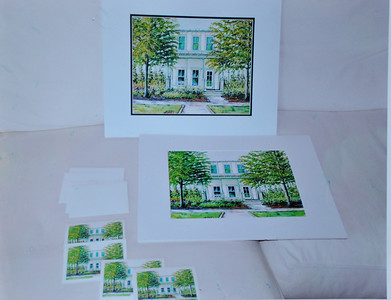 Comission Package  original, Print, notecards