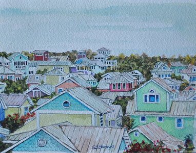 Seaside Rooftops