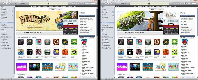 Apple App Store Marketing for Nuts! Feature!