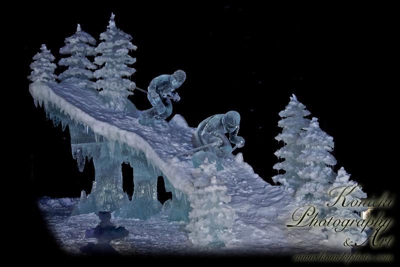 2013 Extreme Ice by Qi Feng An, Julio Martinez, Di An, Aubrey Newton