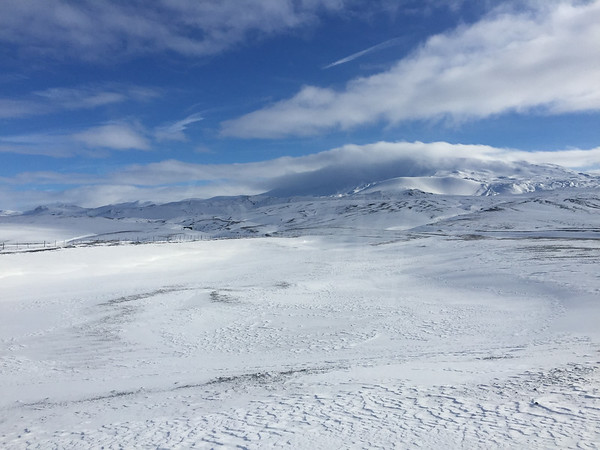 Enroute to Mount Hekla