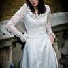 """Miss Havisham aka Lucy Sparrow <br /> <br /> ( <a href=""""http://www.sewyoursoul.co.uk"""">http://www.sewyoursoul.co.uk</a>)"""