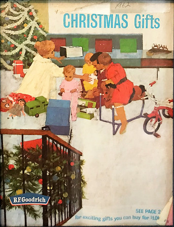 BF Goodrich Christmas Catalog (1962)