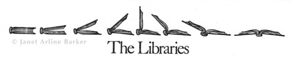 The Libraries: Logo for a university library in Colorado
