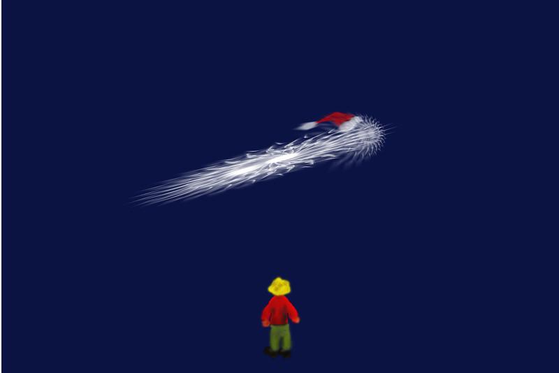 Comet Wish