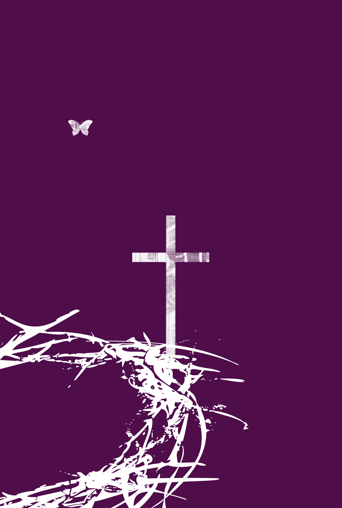 Holy Week postcard by cnelson