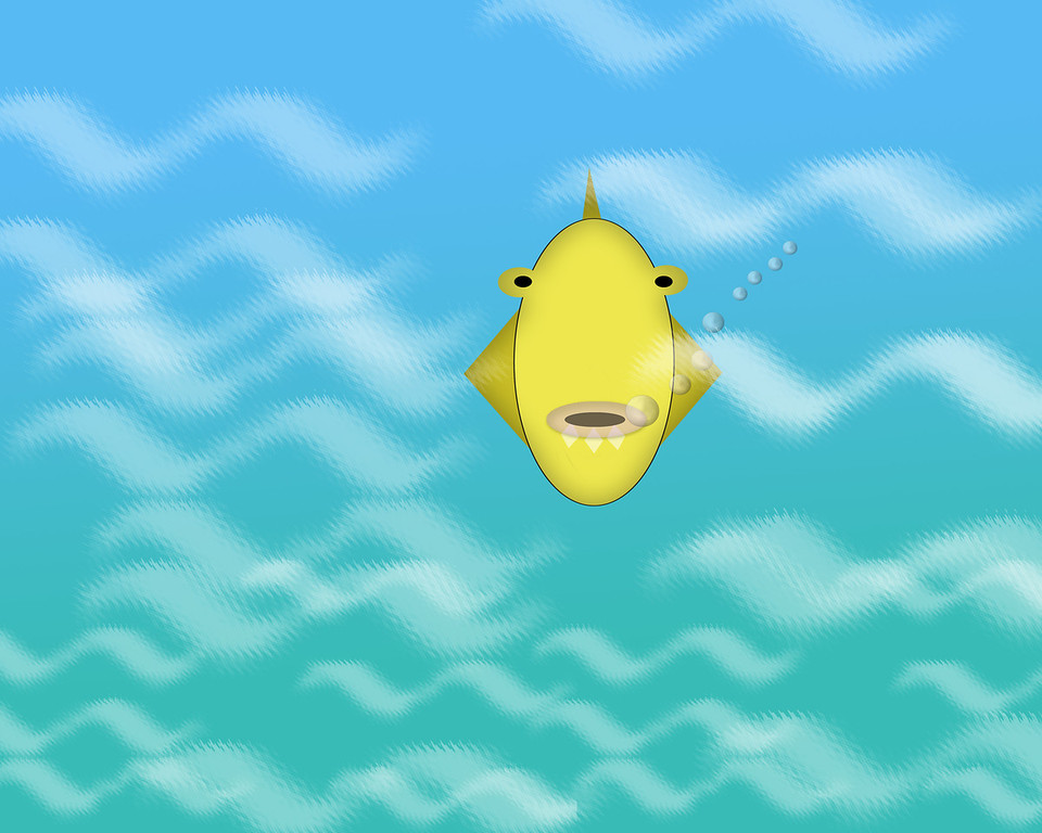 Big Yellow Fish