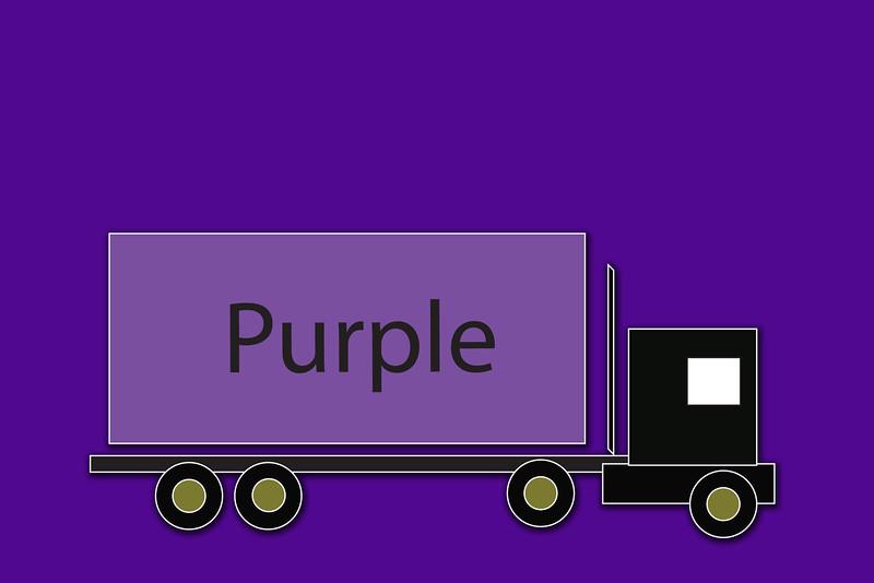 Purple Truck
