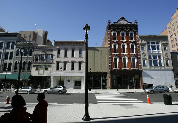200 Block of Fayetteville Street Raliegh, NC.  (Jenni Farrow)