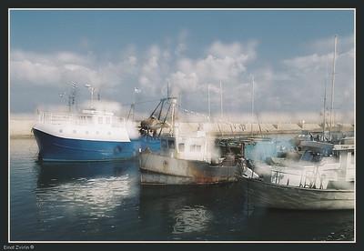 Jaffa Harbor Israel