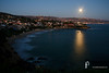 Moonrise Over Laguna Beach, CA - 2007<br /> <br /> This was shot by either Brianna Hurlbut or myself, on the evening of a Lunar Eclipse. I hope you enjoy it as much as we loved capturing it!