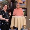 Betty Key and Mark Hope