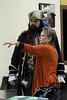 Black Beard and Marcia Pugh