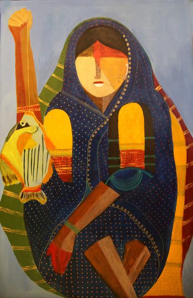 Fisherwoman Series I