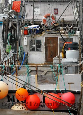 FIshing Boat in Morro Bay, ca