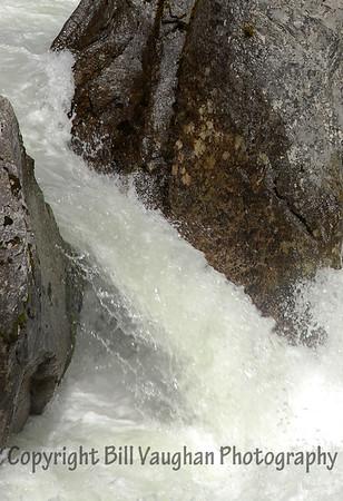 Spring runoff in Yosemite