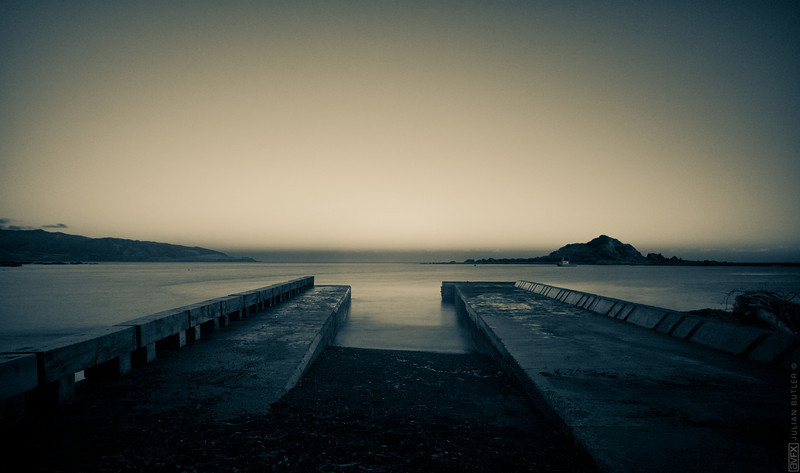 Island Bay Pier Sublime