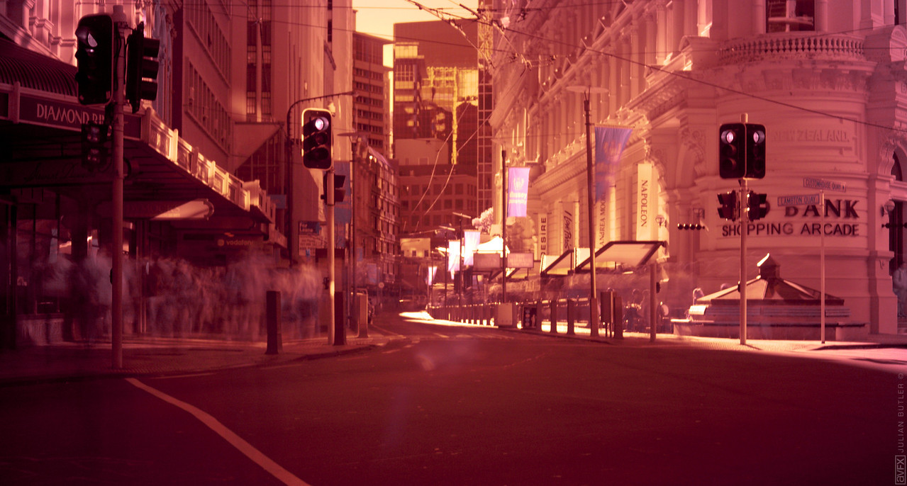 Lambton Quay Ghosts