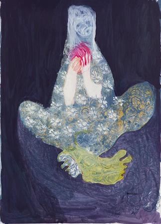 Portia Zvavahera, artist