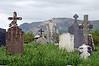 Cemetery in Drumcliffe, Ireland
