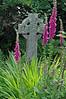 Celtic Cross St. Just, England
