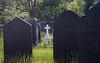 Cemetery in Nant Peris, Wales