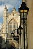 Cathedral at Bath, England