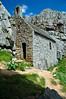 Chapel at St. Gorans Head, Wales