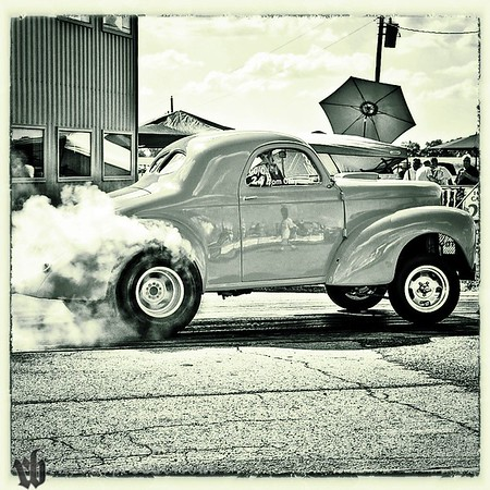 Smokin Mo-Kan Dragway HAMB Drags!