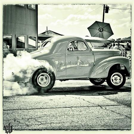 Smokin Mo-Kan Dragway HAMB Drags!