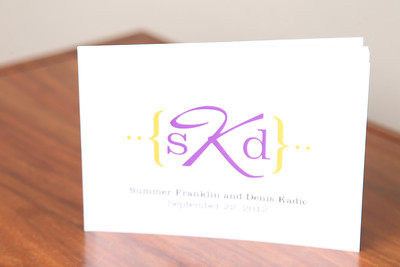 Invitations - 8/9/2012