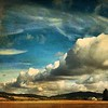 Fields and Sky