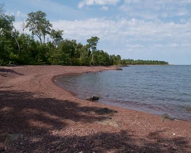 Cove, Copper Harbor