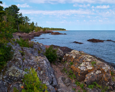 Hunter's Point, Copper Harbor, Michigan
