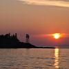 Isle Royale Sunset