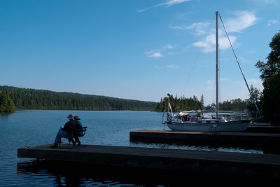Time Together, Isle Royale