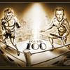 Kirk Douglas 100th birthday invitation design